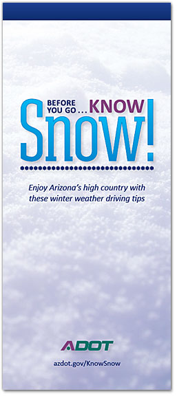 Know Snow brochure