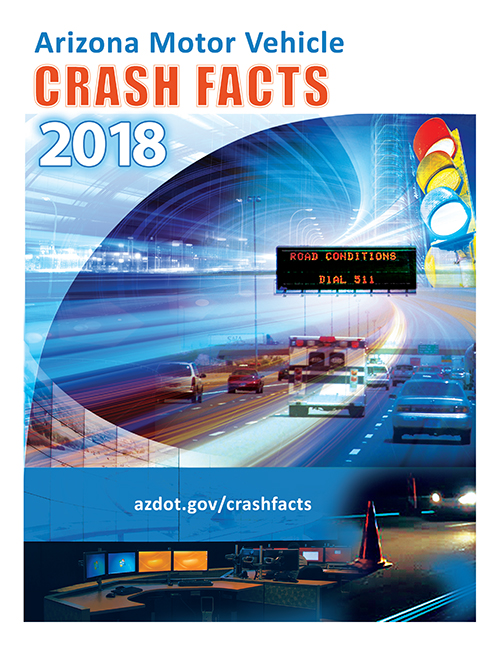 image of 2018 Crash Facts Report cover