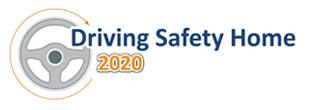 Driving Safety Home 2020 logo