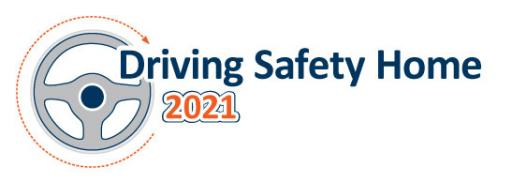 Driving Safety Home 2021 logo