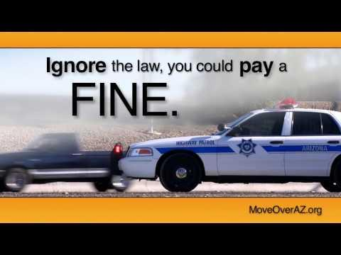Ignore the law, you could pay a FINE
