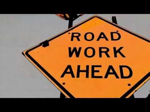 Road Sign: Road Work Ahead
